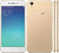 "Original A37F OPPO A37 4G LTE Android 5.0"" Dual SIM 2GB RAM 16GB ROM 8MP Phone"