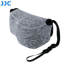 JJC OC-S1BG Neoprene Soft Pouch for CANON NIKON SONY.. Mirrorless Camera + Lens