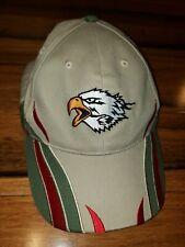 Boy Scouts of America Eagle Stretch Flex Hat Camping Scout Khaki