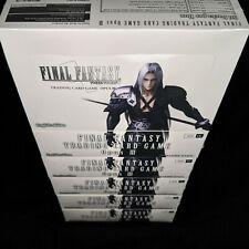 SEALED Final Fantasy TCG Opus 3 English Booster Box!! US SELLER! Ships Fast!