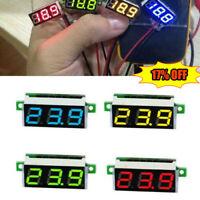"""0.28"""" 2.5V-30V Mini Digital Voltmeter Voltage Tester Meter NICE"""