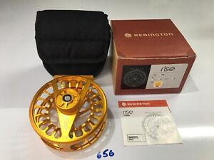 Redington Rise #7/8 Amber Fly Fishing Reel