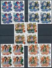[H21150] Gibraltar 2014 Good set BLOCKS of stamps very fine MNH