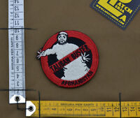 "Ricamata / Embroidered Patch ""Taliban Buster"" with VELCRO® brand hook"