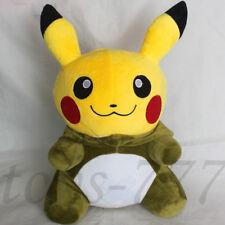 Pokemon Substitute Pikachu 12'' Stuffed Animal Nintendo Cartoon frog Plush toy