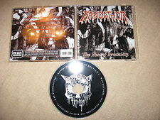 KRABATHOR Rise of Brutality CD EP OOP/RARE War Rec 1999 Vader Master Slayer Nile