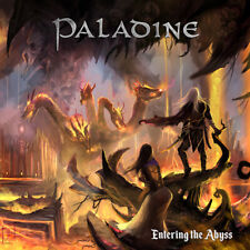 PALADINE - Entering the Abyss (NEW*GRE POWER METAL*BLIND GUARDIAN*FIREWIND)