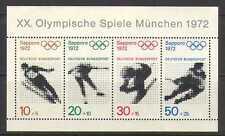 Germany 1971 Winter Olympics/Sports/Hockey m/s (n21391)