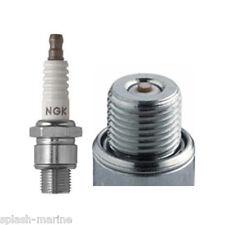 Ngk bu8h 6431 Bujía-Mercury / fuera de borda Mariner Motor 3cyl 50 & 60hp, V-6