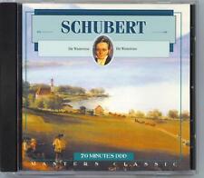 SCHUBERT - DIE WINTERREISE - MINT IMPORT CD