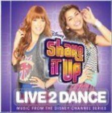 Shake It Up: Live 2 Dance by Original Soundtrack (CD, Mar-2012, Walt Disney)