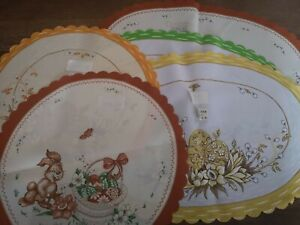 EASTER TABLECLOTH TABLE RUNNER