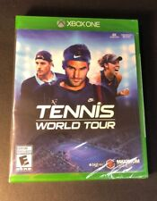 Tennis World Tour (XBOX ONE) NEW