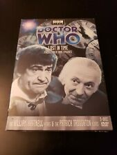 BBC Doctor Who - The Lost in Time Collection (DVD, 2004, 3-Disc Set) New (Sh3)