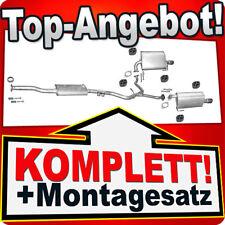Auspuff SUBARU LEGACY IV 2.5 SW Kombi / OUTBACK III 2.5 Auspuffanlage A49