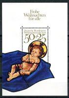 Block Bundesrepublik Deutschland Bund Bl. Nr: 17 ** 1978 Weihnachten BR766