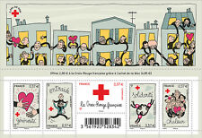 FRANCE 2012...Miniature Sheet n° F4699 MNH ** ...FRENCH RED CROSS