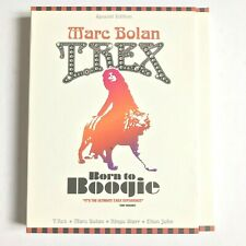 MARC BOLAN & T.REX - Born To Boogie (Special Edition DVD, 2013, 2-Disc Set)