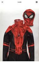 Spider Man Far From Home Peter Parker Costume Spiderman Bodysuit Kids XS