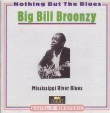 Big Bill Broonzy Nothing but the blues-Mississippi river blues (33 trac.. [2 CD]
