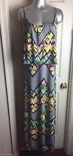 NEW Rouge Collection- PLUS 4X - MAXI DRESS STRETCH- Womens Casual Overlay