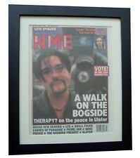 THERAPY+Troublegum+NME 1994+RARE ORIGINAL+VINTAGE+POSTER+FRAMED+FAST GLOBAL SHIP