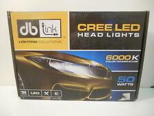 NIB DB Link DBHL-9005 LED Headlights