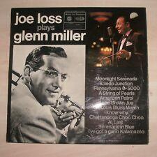 JOE LOSS AND HIS ORCHESTRA - Joe Loss Plays Glenn Miller (Vinyl Album)