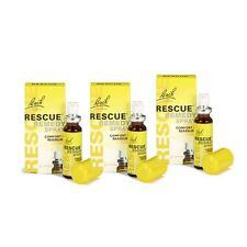 Bach Rescue Remedy Spray 20ml - 3 Pack