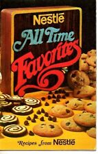 Nestle All Time Favorites Cookbook