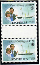 Booklet Seychellois Stamps (1976-Now)