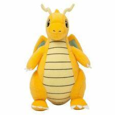 "Pokemon Dragonite Plush Doll Soft Figure Plushie Toy 9"" Gift Us Stock"