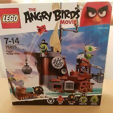 LEGO 75825 - ANGRY BIRDS PIGGY PIRATE SHIP - BRAND NEW