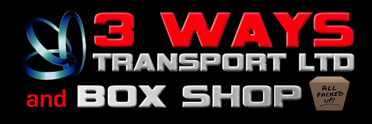 3 Ways TV Box Shop - Moving Boxes