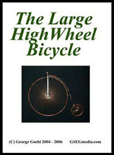 The Large High Wheel Bicycle DVD (Metal Sculpture Series)