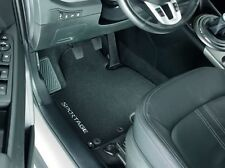 Genuine KIA Sportage 2011-onwards Brand New Velour Luxury Mats x 4 - 3U143ADE10