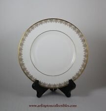 "ROYAL DOULTON ☆ GOLD LACE Pattern# H4989 ☆ 8 1/8"" Salad Plate ☆ 8 AVAILABLE"