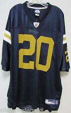 NEW NFL NY JETS JONES #20 THROWBACK TITANS OF NEW YORK REEBOK JERSEY ADULT M