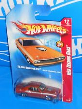 Hot Wheels 2008 Web Trading Cars #93 '70 Dodge Challenger HEMI Orange w/ PR5s