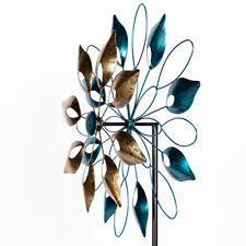 Outdoor Wind Spinner Arden Raindrop Metal Garden Decoration 60.5cm Primrose™