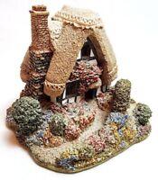 Lilliput Lane Clare Cottage In Box Summer Haze Handmade in England
