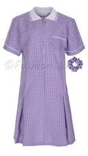Robes violette pour fille de 4 à 5 ans