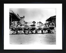 Magnificent Seven Framed Photo CP0300