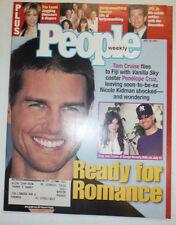 People Magazine Tom Cruise & JFK Jr. July 2001 WITH ML 031215R