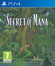 Secret Of Mana PS4 Playstation 4 IT IMPORT SQUARE ENIX