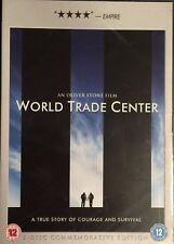 World Trade Center  (DVD, 2006, 2-Discs  R2)  Nicolas Cage  BRAND NEW & SEALED
