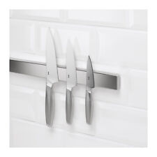 """IKEA GRUNDTAL MAGNETIC KNIFE RACK STAINLESS STEEL 15 3/4"""" x 1 1/2"""" NEW FREE SHIP"""