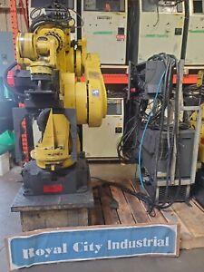 FANUC M-710iW Robot & RJ2 Controller