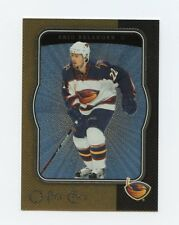 07-08 O-PEE-CHEE OPC MICROMOTION #20 ERIC BELANGER THRASHERS *57398