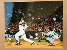 Dustin Pedroia Boston Red Sox 2007 ALCS Game 7 Home Run Glossy 8 X 10 Photo DM1
